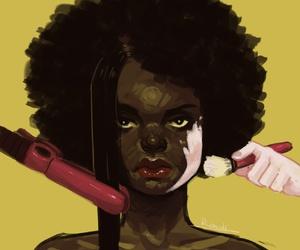 art, black, and society image