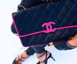 chanel, Valentino, and hermeslouboutinlouis image