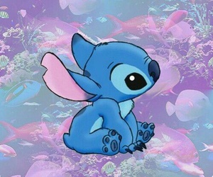 stitch, adorable, and beautiful image