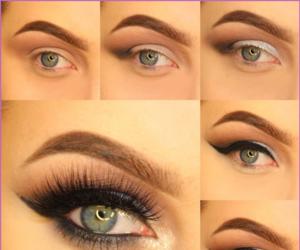 eye makeup, makeup, and makeup tutorial image