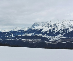 Alps, cold, and mountains image