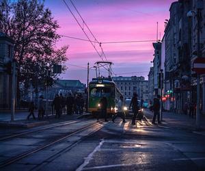 city, grunge, and travel image