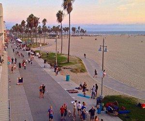 homesick, los angeles, and Venice beach image