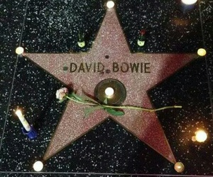 david bowie, rip, and theme image