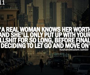 quote, worth, and women image