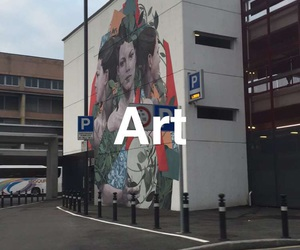art, aesthetic, and street art image