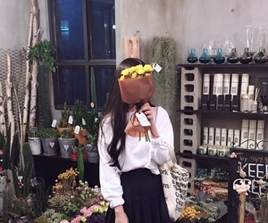 fashion, korea, and aesthetic image