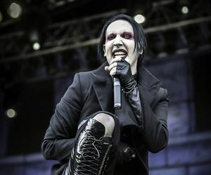 Antichrist Superstar, concert, and Marilyn Manson image