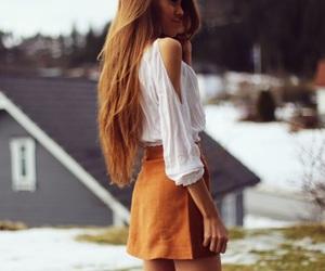 beautiful, fashion, and hair image