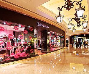 juicy couture, pink, and shopping image