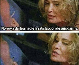 frases, suicide, and ahs image