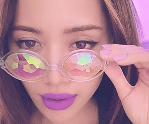 neon and michelle phan image