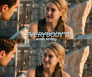 book, divergent, and theo james image