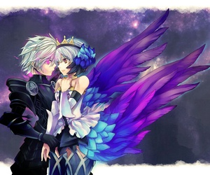 Gwendolyn, odin sphere, and oswaldo image