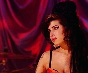 Amy Winehouse and eyes image