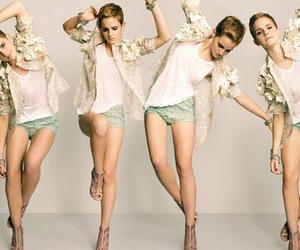 dancing, emma watson, and fashion image
