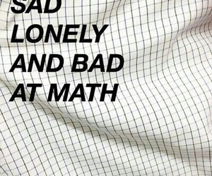sad, grunge, and lonely image