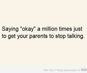 parents, funny, and text image