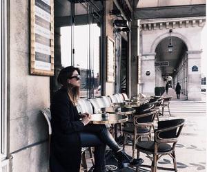 city, coffee, and cream image