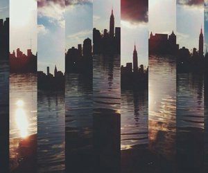 city, photography, and hipster image