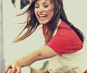 demi lovato and smile image