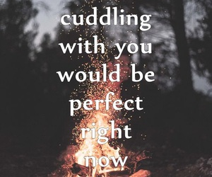 baby, cuddling, and love image