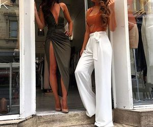 style, beauty, and dress image
