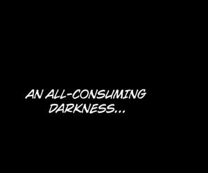 black, Darkness, and manga image