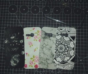 cases, diy, and flower image