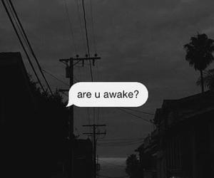 awake, night, and grunge image
