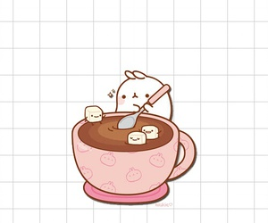 cute and molang image