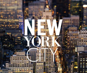 beautiful, cities, and new york city image