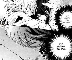 manga, nezumi, and no. 6 image