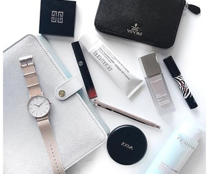 Givenchy, make up, and watch image