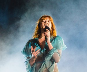 beautiful, florence, and florence and the machine image