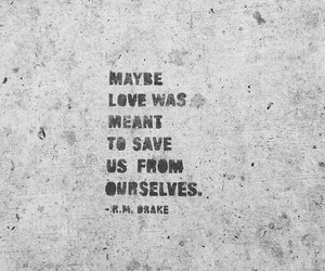 love, people, and quote image