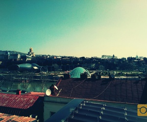 capital, tbilisi, and city image