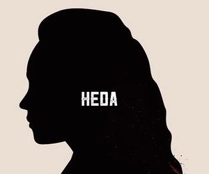 the 100, lexa, and heda image