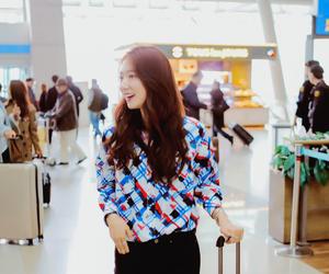 beauiful, korea, and korean actress image
