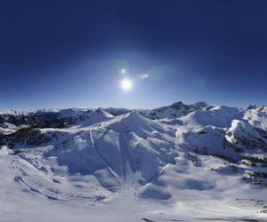 snowboard and serre chevalier image