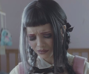 cry baby, melanie martinez, and crybaby image