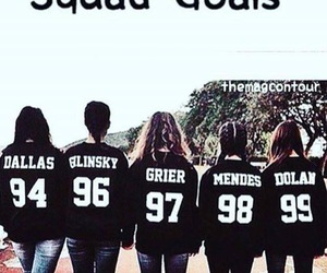 clothes, ethan, and goals image