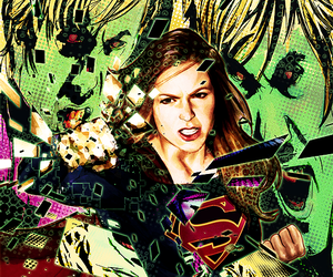 Supergirl, dc comics, and melissa benoist image