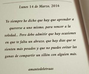poema, amante de letras, and cita image