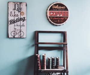 afternoon, photography, and coffee shop image