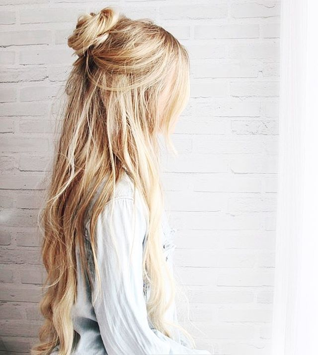 Pretty hair | Tumblr shared by sm;)e on We Heart It
