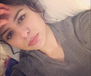 eyebrows, grey, and lips image