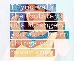 pocahontas, quote, and strangers image