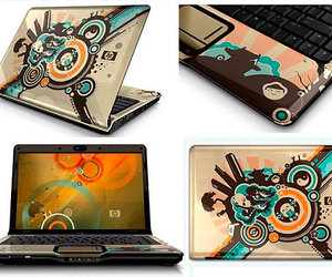 hp and laptop image