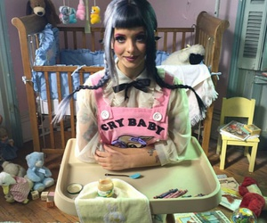 ABC, cry baby, and toys image
